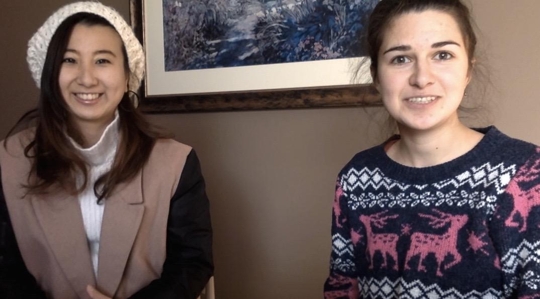Інтерв'ю з японцями: Нанамі Канаяма з Хоккайдо [відео]