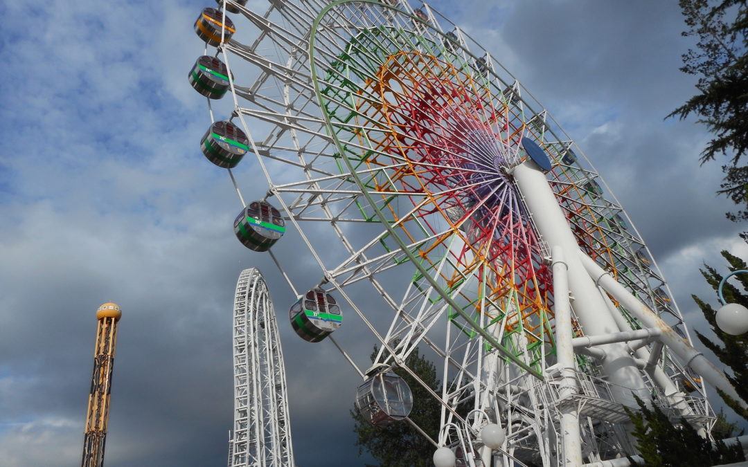 Fuji-Q Highland — один з най-най парків розваг у Японії! Мій досвід і поради