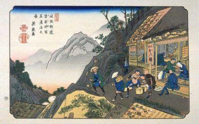 Історія мандрів у Японії (частина 1)
