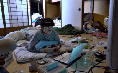 Хікікоморі — проблема японського суспільства